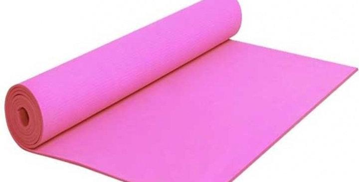 Protech PVC Pilates Mat Pembe PEMBE