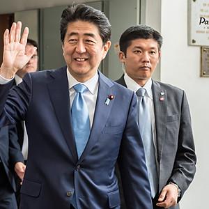 Visita deShinzo Abe a la Argentina