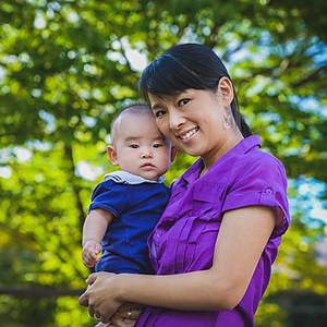 Naoki & Mamá