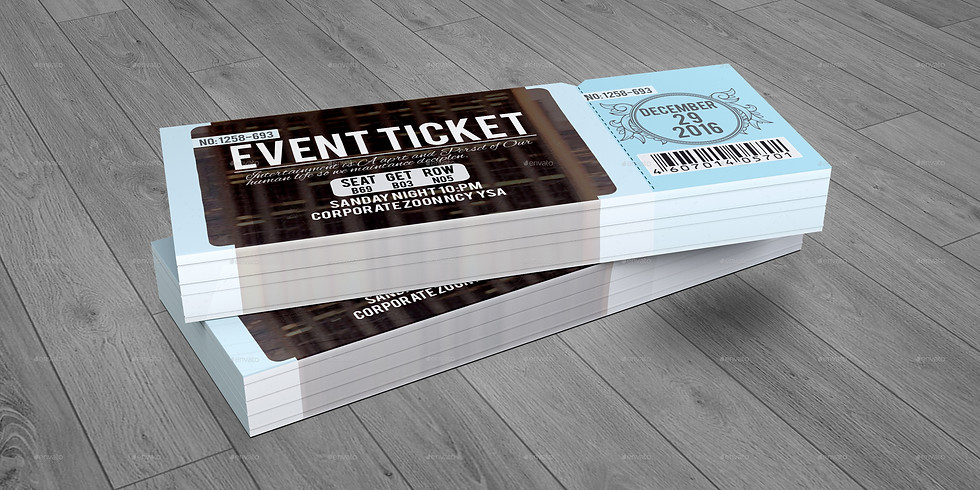 Jazz at Sea Event Tickets