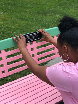 Park Bench Donations