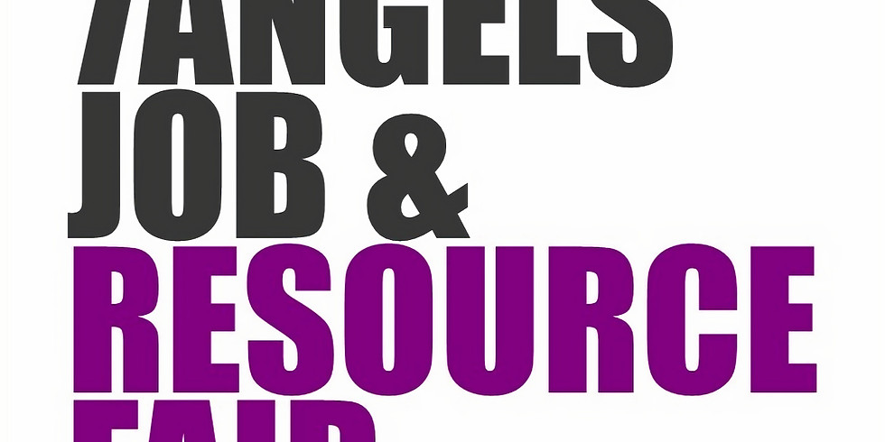 Job Training & Resource Fair!