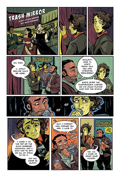 trash mirror page 5