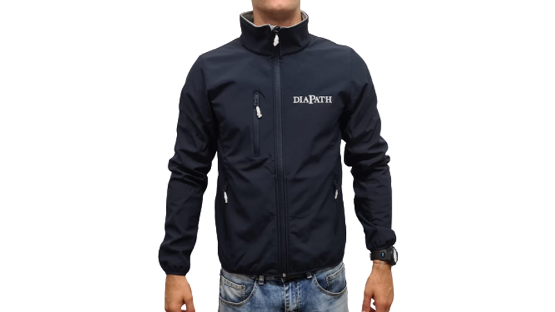 Diapath Jacket - Blue