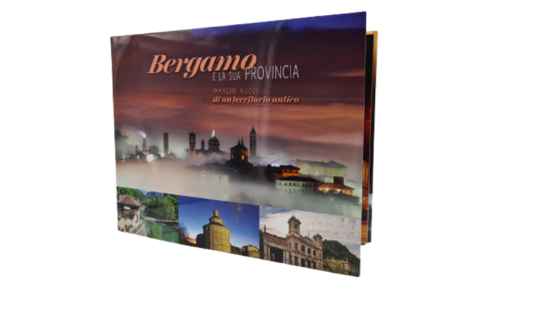 "Book ""Bergamo and its Province"" - IT"