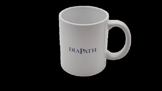 Diapath Mug - White