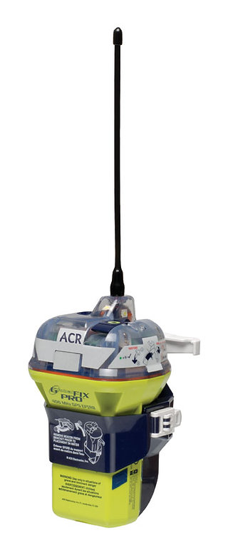 ACR Globalfix Pro 406 GPS EPIRB Cat II