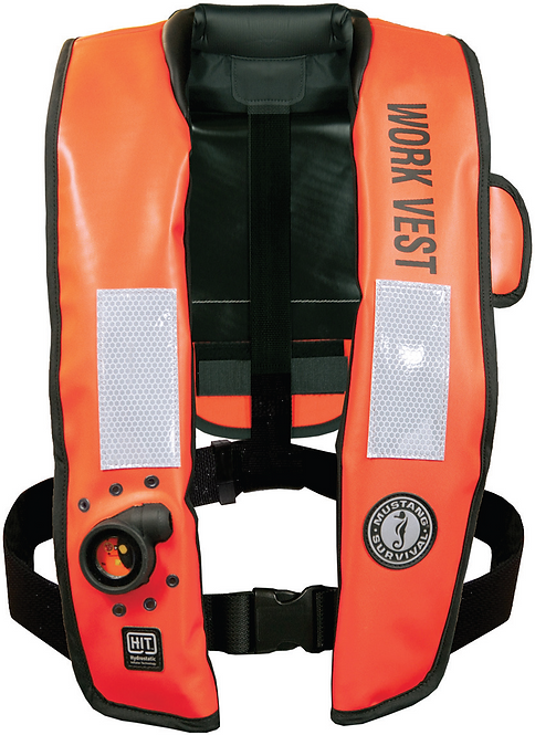 Mustang HIT Inflatable Work Vest MD3188
