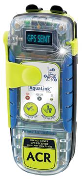 ACR AquaLink View 406 GPS PLB