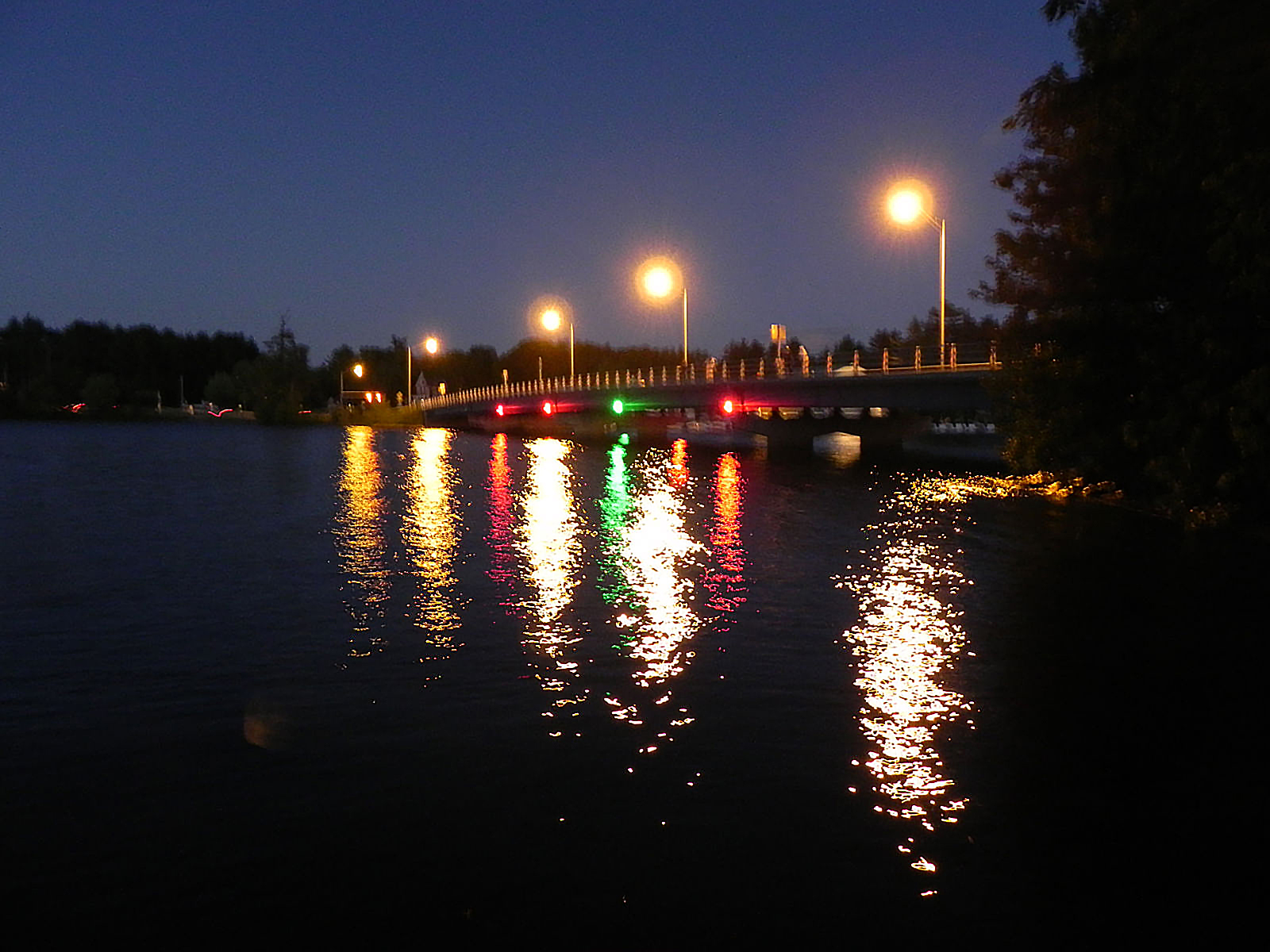 Sealite Bridge Lights