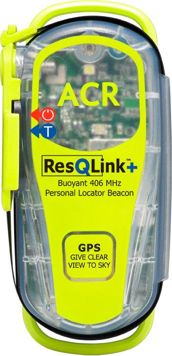 ACR ResQLink 406 GPS Buoyant PLB