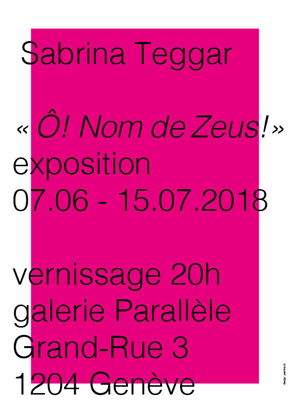 DESIGN_SABRINA_EXPO_O_NOM_DE_ZEUS_AFFICH