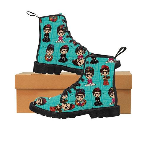 La Artista Women's Martin Boots