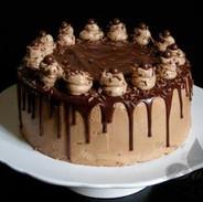 Truly Sinful Mocha Cake