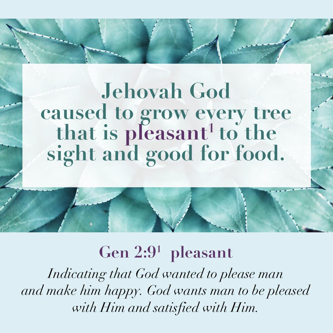 Genesis 2:9