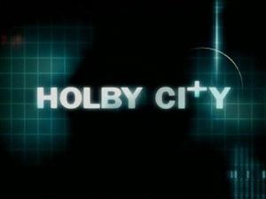 Holby logo