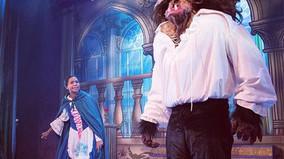 James Edge in Beauty & the Beast