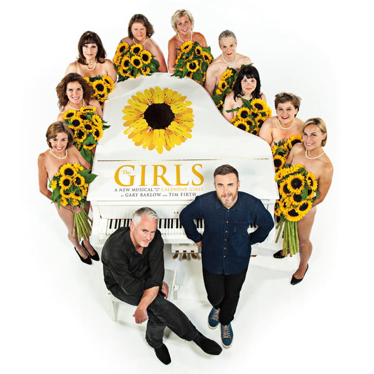 The Girls Logo