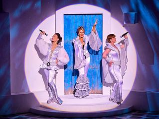Gillian Hardie Continues in Mamma Mia!