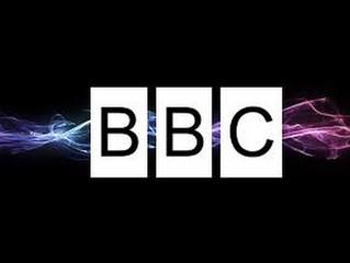 Javier Cáberiz in BBC Promo