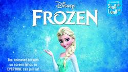 Singalonga Frozen