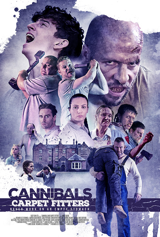 Cannibals and Carpet