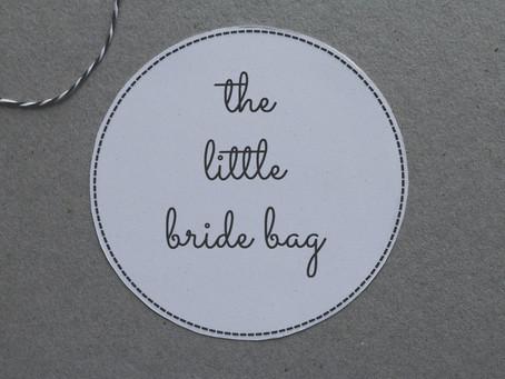 THE LITTLE BRIDE BAG
