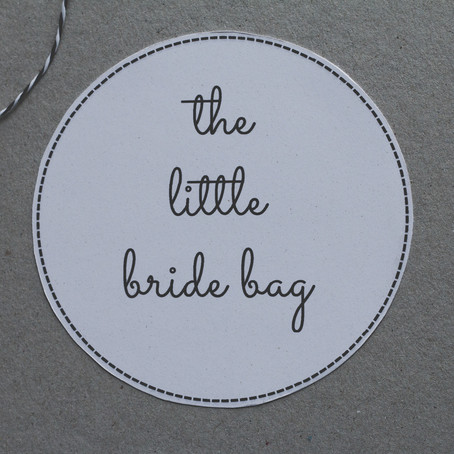 THE LITTLE BRIDE BAG
