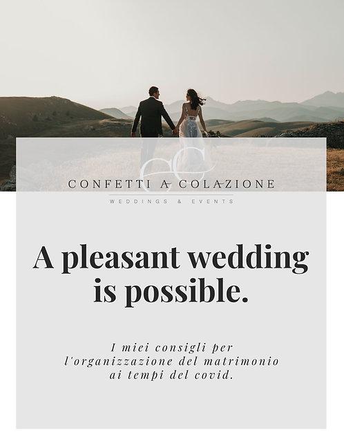 CONFETTIGUIDES : Riprogrammare il Matrimonio