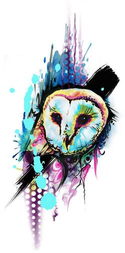 Imagined Owl