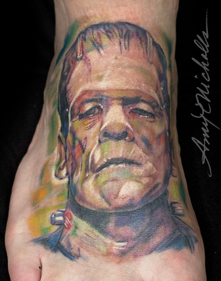 Frankenstein (Healed)