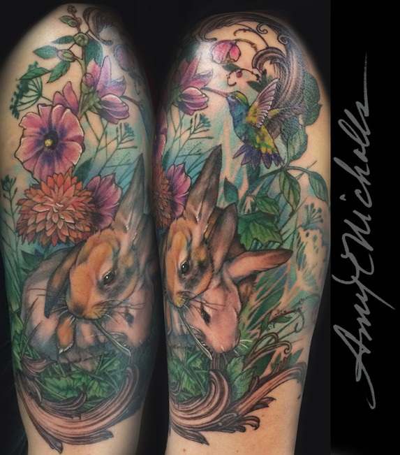 Bunny Arm