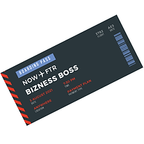 Business Boss - 3 payments - $549 per month