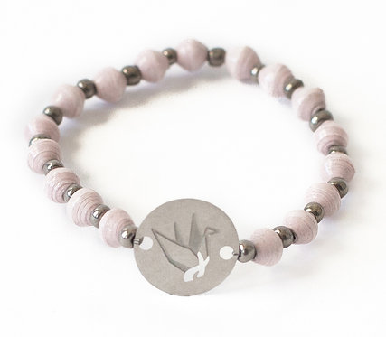 Wings of Karen African Promise Bracelet