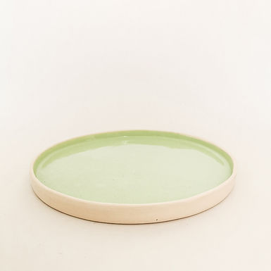 MINT Ceramic Big Plate
