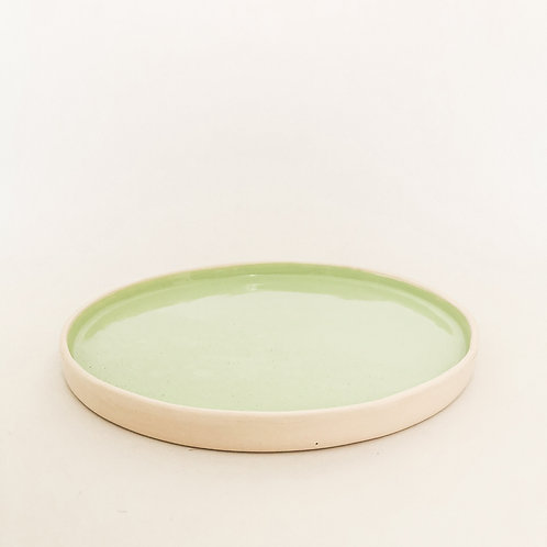 MINT Ceramic Big Plate