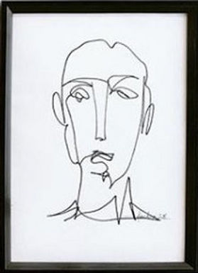 UOMINI Drawing