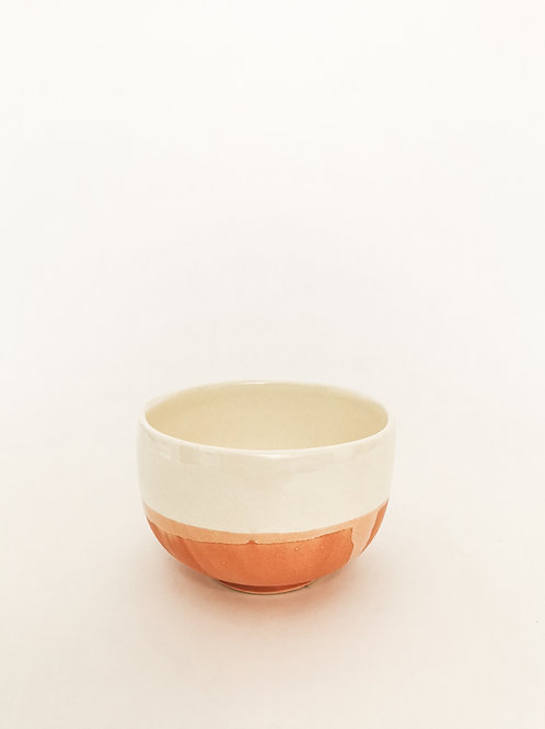 PEACH Ceramic Bowl
