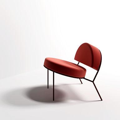 RAHHAL Lounge Chair