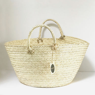 KOFFA Wicker Basket