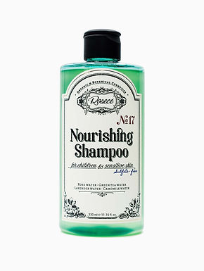 Nourishing Shampoo / Children and Sensitive Skin / Sulfate-free N°17