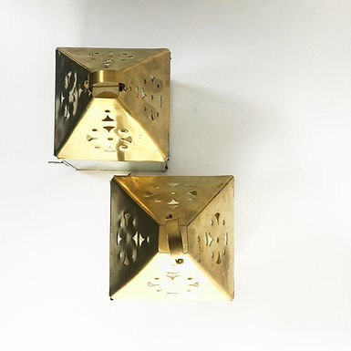 Handmade Brass Lanterns