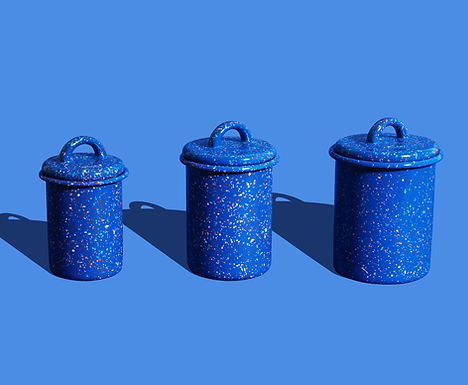 FLOW FEST Blue Pot