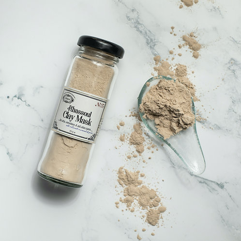 RHASSOUL Clay Mask / For Dry, Sensitive and All Skin Types N°25