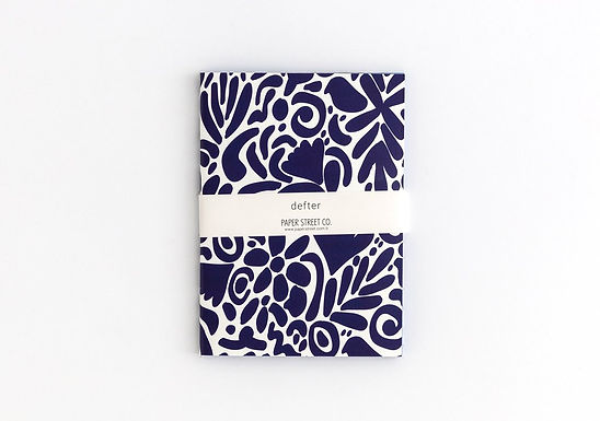 JURNAL BLUE Notebook