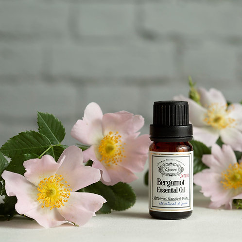 BERGAMOT Essential Oil N°118