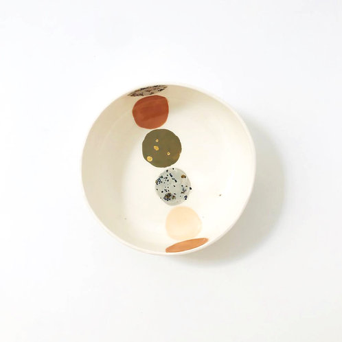 PASTEL PLANET Ceramic Bowl