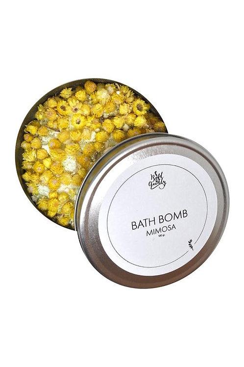 Mimosa Bath Bomb Box