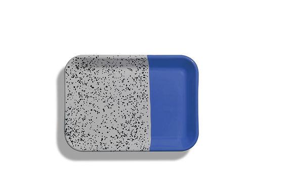 Mind Pop Cobalt Blue Tray