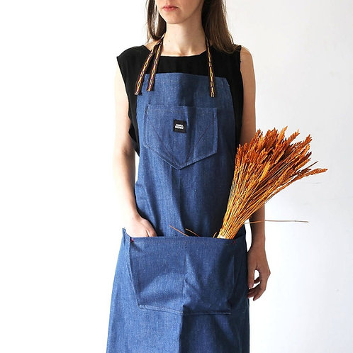 MARRAKECH Denim Apron